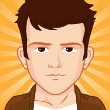 The tenth doctor avatar