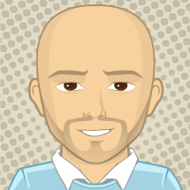 Bald Guy Stubble avatar