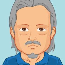 old man avatar