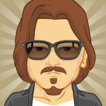 Johnny Depp avatar