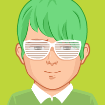 Green Dude avatar