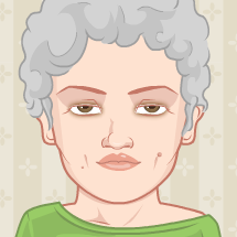old lady