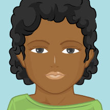 RANDOM BLACK PERSON avatar
